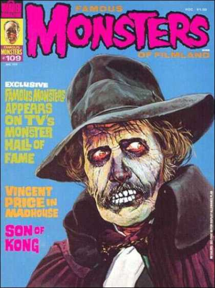 Famous Monsters of Filmland 99
