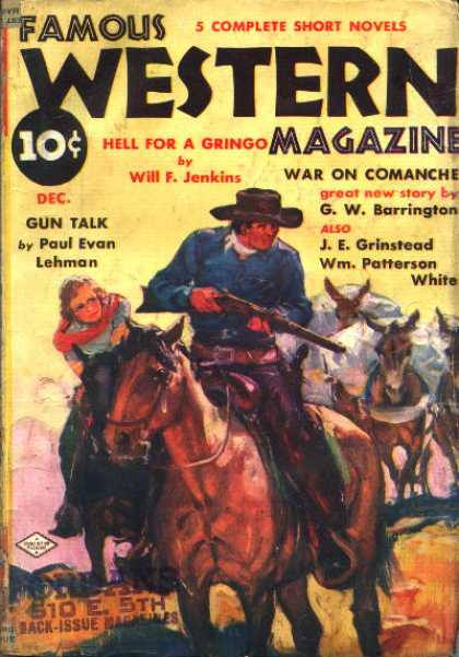 Famous Western - 12/1937