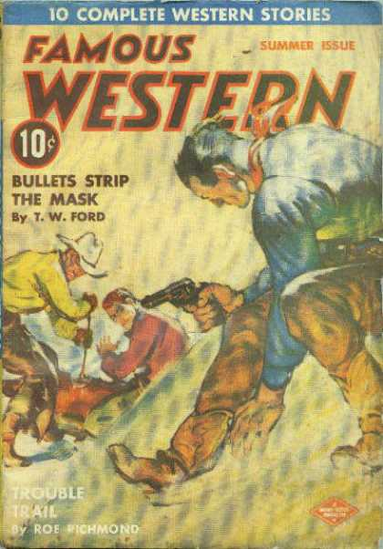 Famous Western - Summer 1943