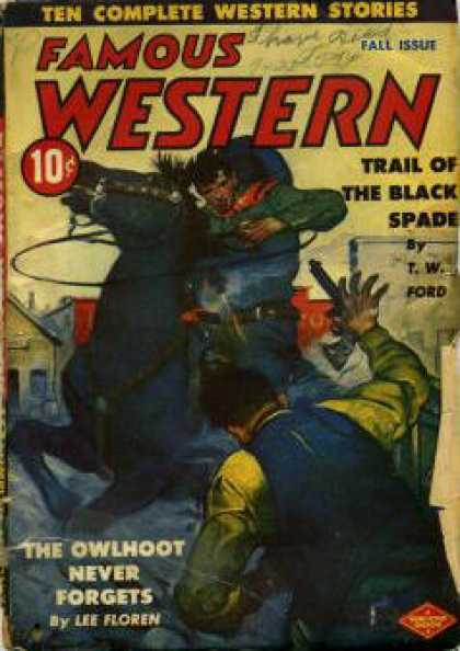Famous Western - Fall 1943