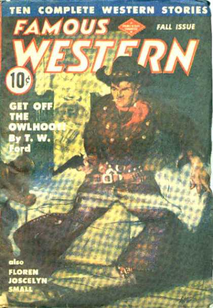 Famous Western - Fall 1944