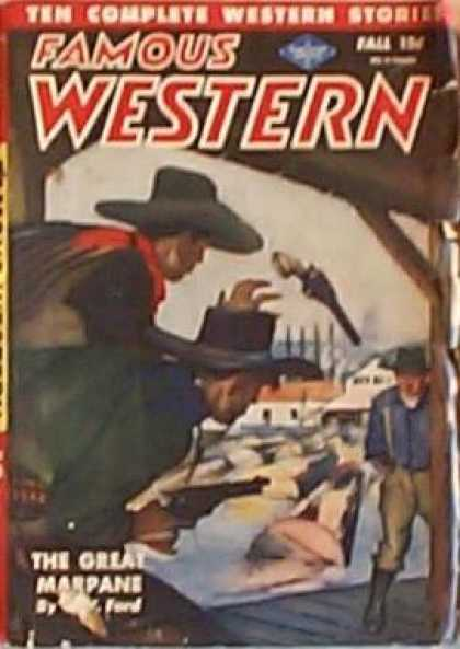 Famous Western - Fall 1945