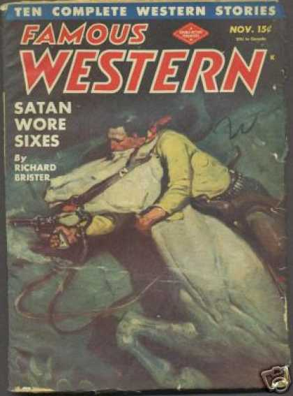 Famous Western - 11/1946