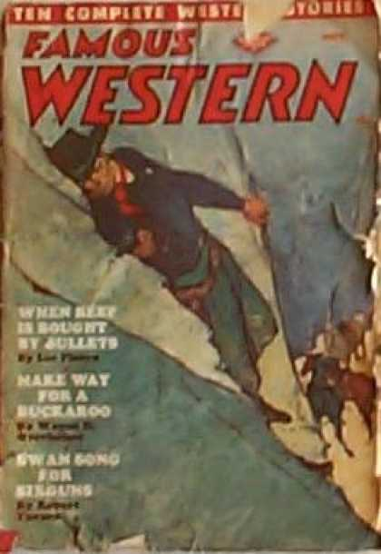 Famous Western - 11/1947