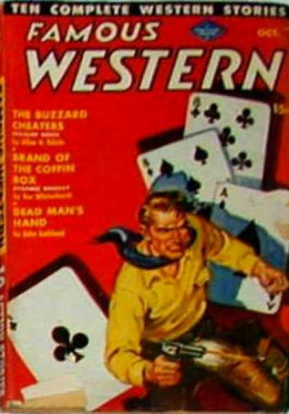 Famous Western - 10/1949