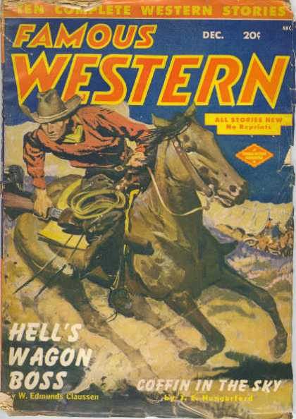 Famous Western - 12/1951