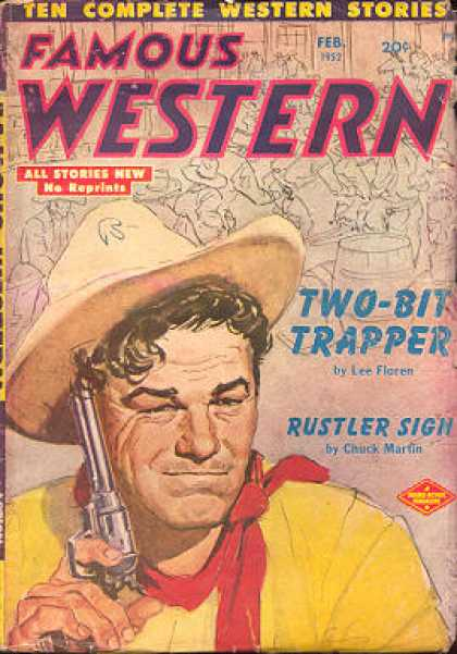 Famous Western - 2/1952