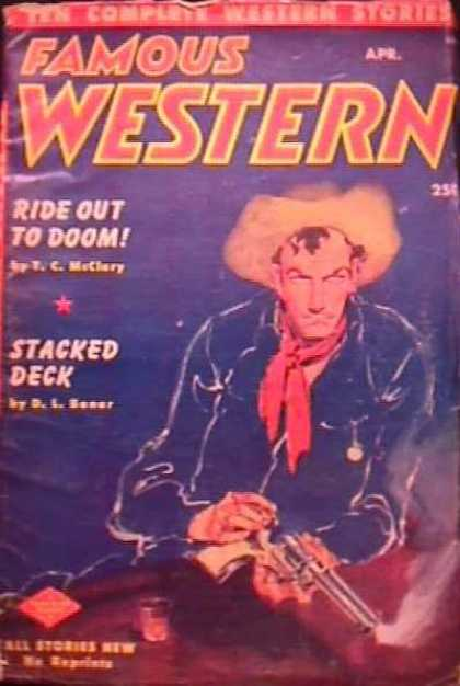 Famous Western - 4/1953