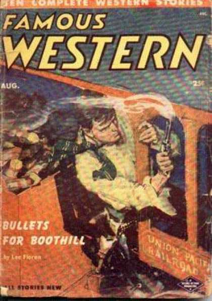 Famous Western - 8/1953