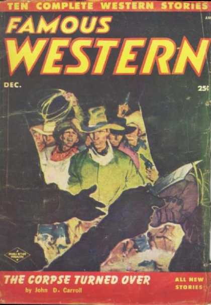 Famous Western - 12/1953