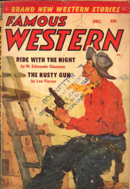 Famous Western - 12/1954