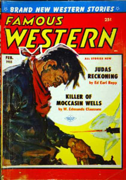 Famous Western - 2/1955