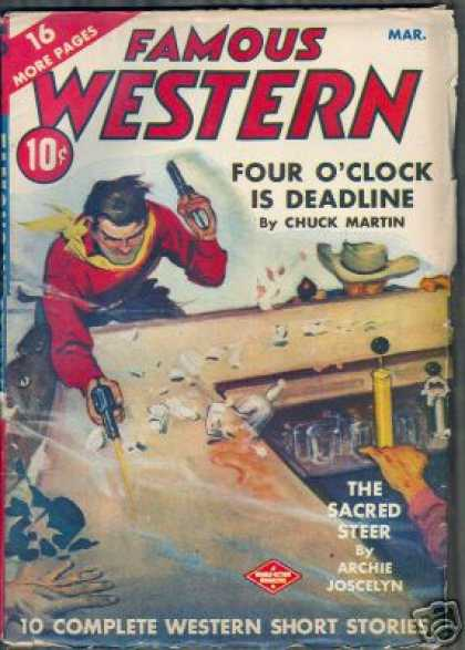 Famous Western - 3/1943