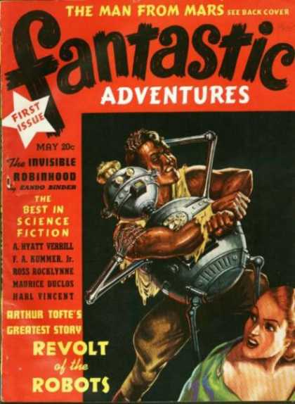 Fantastic Adventures 1