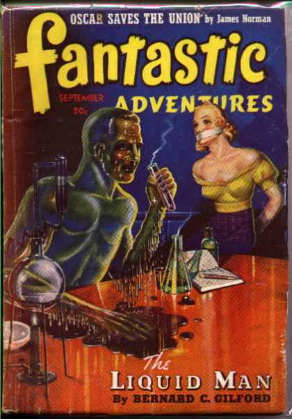 Fantastic Adventures 14
