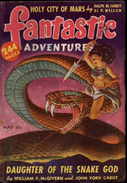 Fantastic Adventures 18