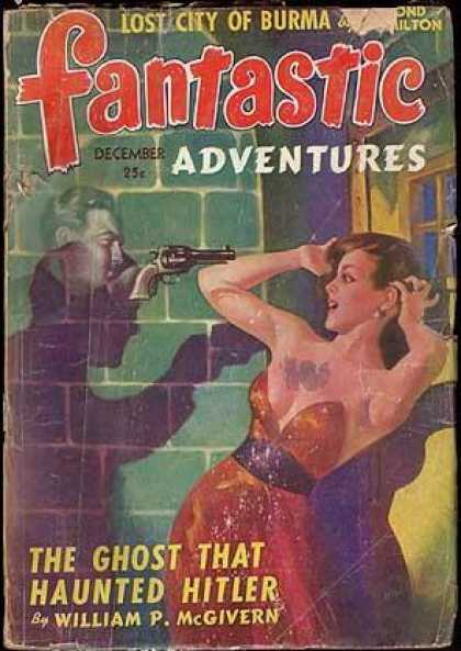 Fantastic Adventures 20 - Ghost - Gun