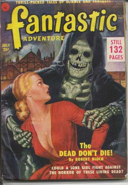 Fantastic Adventures 45