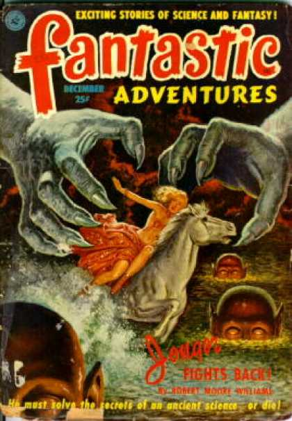 Fantastic Adventures 52