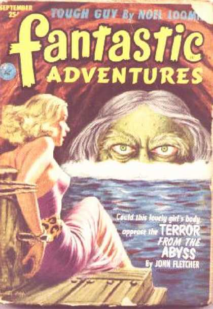 Fantastic Adventures 56