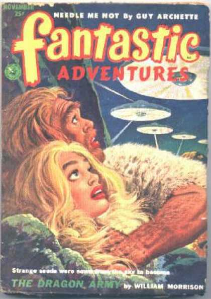 Fantastic Adventures 57