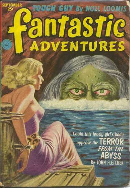 Fantastic Adventures 58
