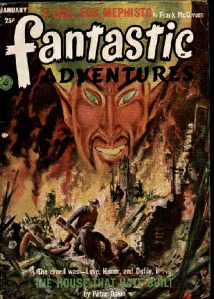 Fantastic Adventures 59