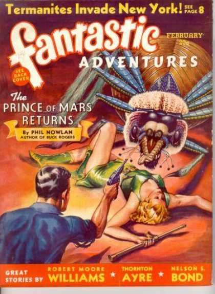 Fantastic Adventures 6
