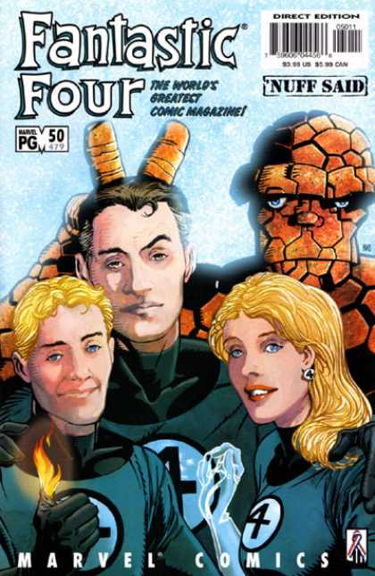 Fantastic Four (1998) 50 - Barry Windsor-Smith