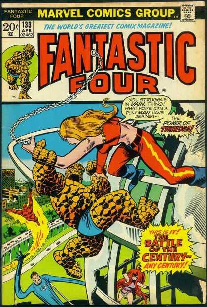 414 - [Debate] ¿Qué comics salieron en el mes que naciste? - Página 2 133-1