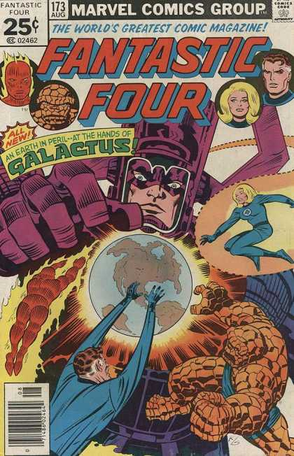 Fantastic Four 173 - Jack Kirby