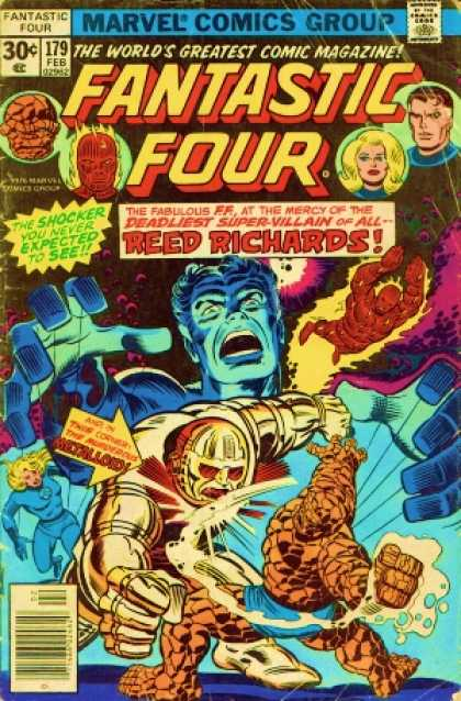 Fantastic Four 179 - Thing