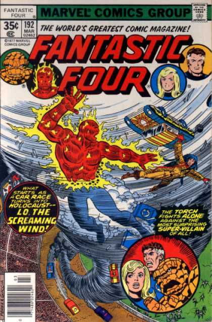 Fantastic Four 192 - George Perez