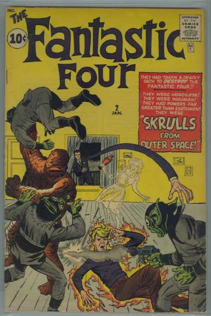 Fantastic Four 2 - Jack Kirby, Jim Lee