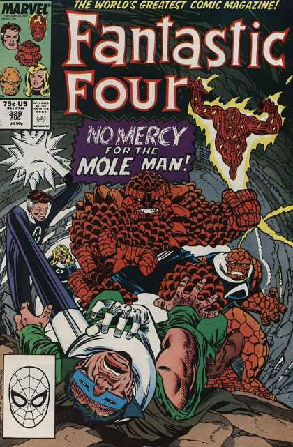 Fantastic Four 329 - Joe Sinnott