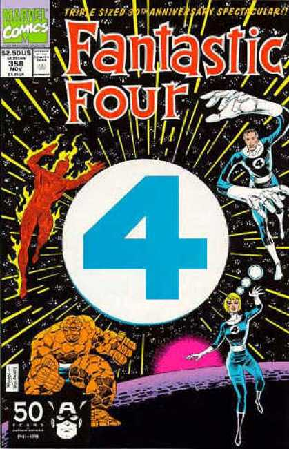 Fantastic Four 358 - Paul Ryan