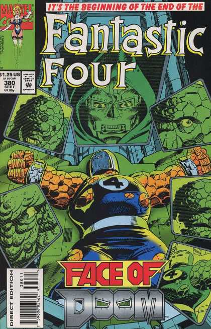 Fantastic Four 380 - Paul Ryan