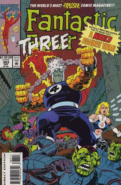 Fantastic Four 383 - Paul Ryan