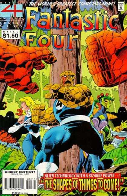 Fantastic Four 403 - Paul Ryan