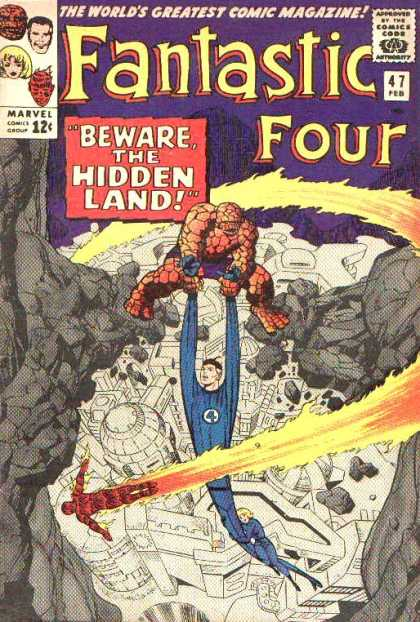 Fantastic Four 47 - Jack Kirby