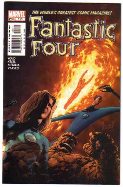 Fantastic Four 515 - Gene Ha, Morry Hollowell
