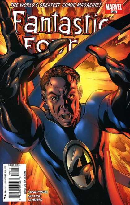 Fantastic Four 529 - Mike McKone