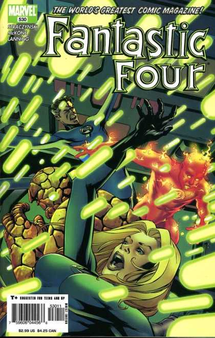 Fantastic Four 530 - Mike McKone