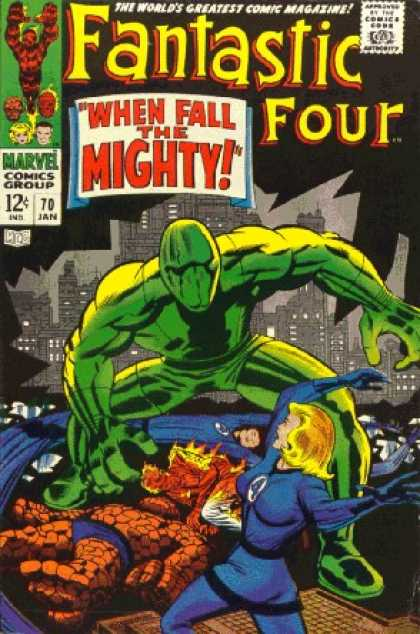 Fantastic Four 70 - Jack Kirby