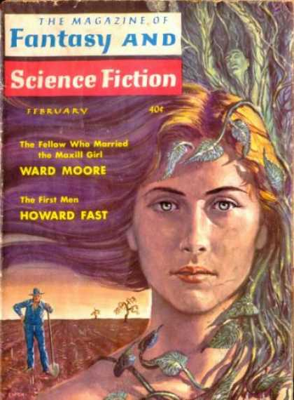 Fantasy and Science Fiction 105