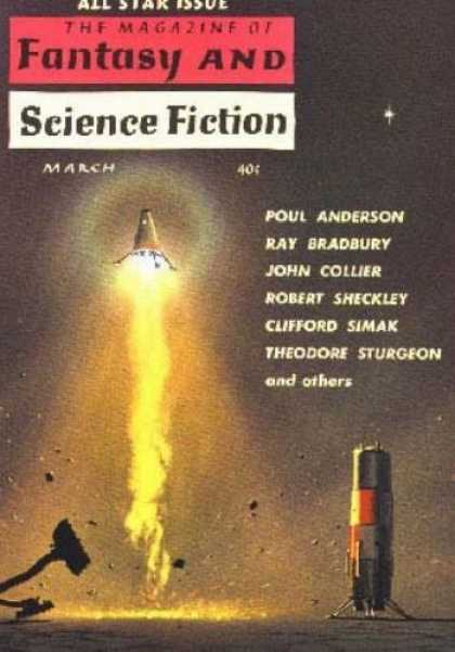 Fantasy and Science Fiction 106