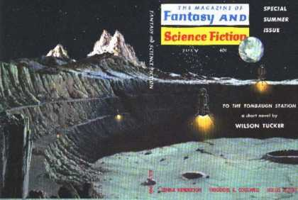 Fantasy and Science Fiction 110