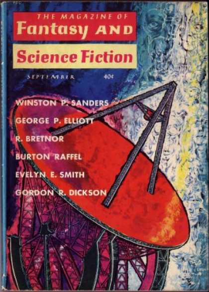 Fantasy and Science Fiction 112