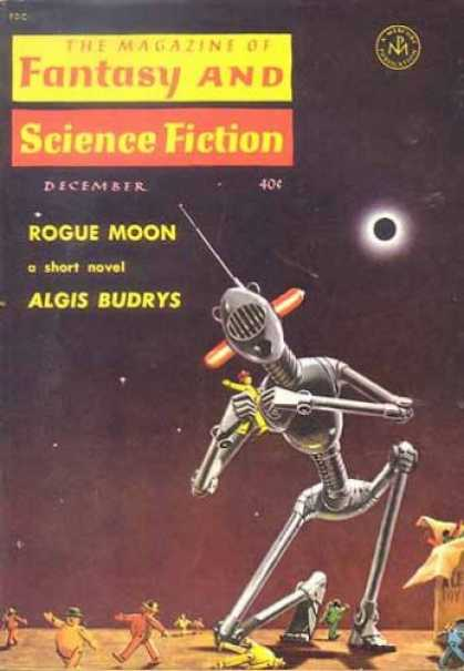 Fantasy and Science Fiction 115