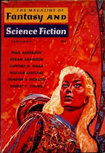 Fantasy and Science Fiction 116